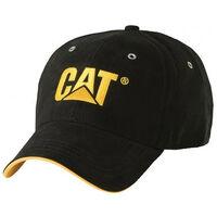 CATERPILLAR Casquette noir/jaune TU - C434