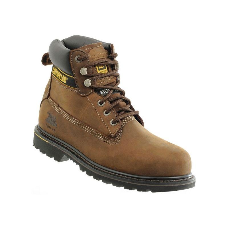 Holton Caterpillar Chaussures Sécurité De S3 H9IDE2
