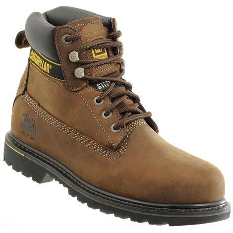 meilleur pas cher d6222 c0e45 CATERPILLAR Chaussures de sécurité HOLTON S3