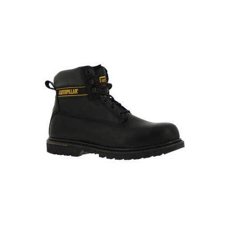 2c46c8b10f Chaussure sécurité montante holton noir S3 P45 CATERPILLAR HOLTONBK45