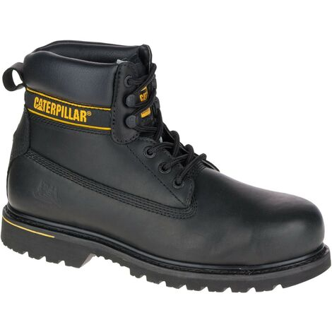 Caterpillar Holton S3 Safety Boot / Mens Boots / Boots Safety