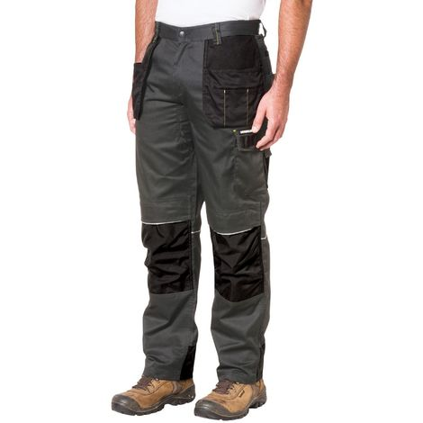 Caterpillar Mens C1810002 Skilled Ops Workwear Trousers