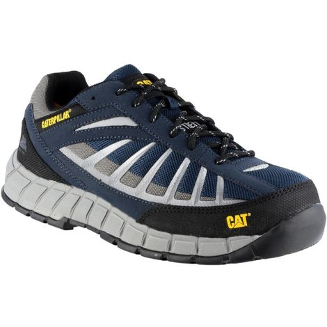 Caterpillar Mens Infrastructure Safety Trainer (13 UK) (Navy Marine)