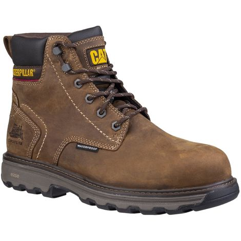 Caterpillar Mens Precision Lace Up Leather Boot