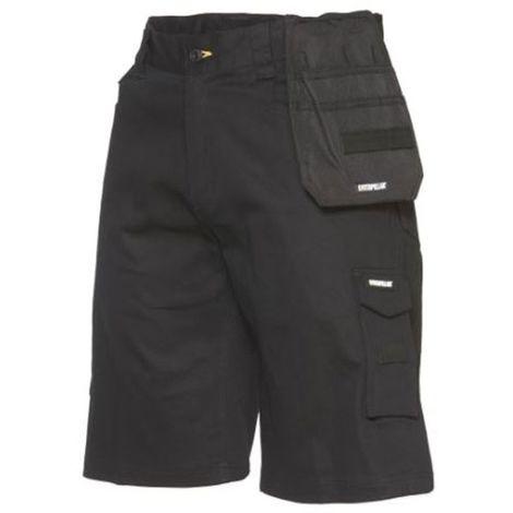 CATERPILLAR Short noir Custom Flex - 1820007