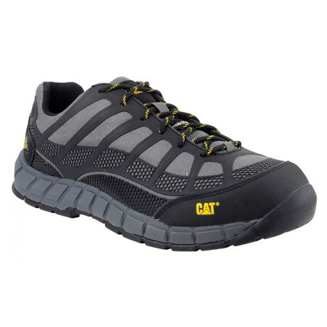 Caterpillar Streamline S1P Safety Footwear / Mens Shoes