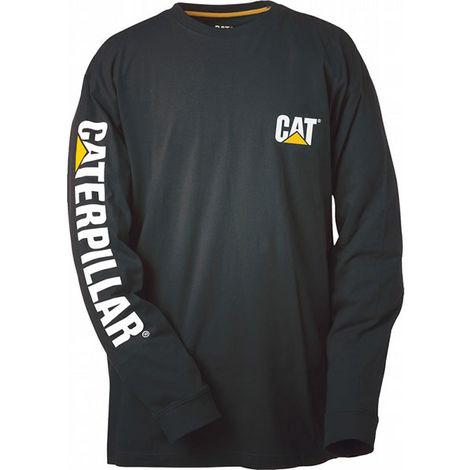 CATERPILLAR Tee-shirt bannière manches longues - 1510034
