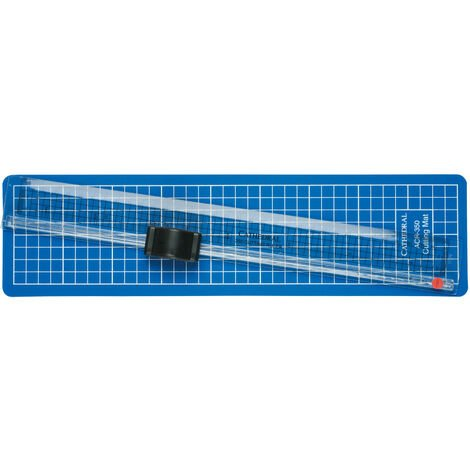 Cathedral A4 Ruler & Trimmer