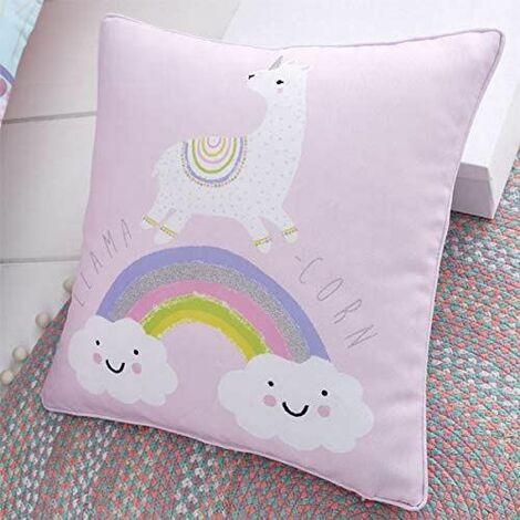 Catherine Lansfield Llama Corn Cushion Cover 45 x 45cm