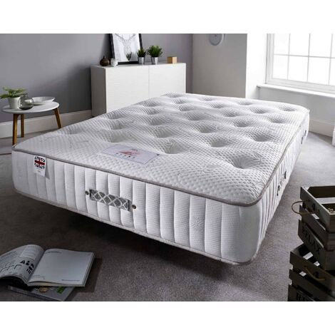 """main image of """"Catherine Lansfield Natural Cashmere 1000 Pocket Mattress"""""""