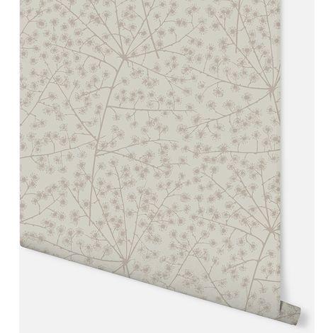 Catkin Sage Green Wallpaper - Arthouse - 902604