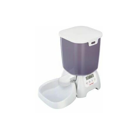 Catmate autom. dry food pet feeder