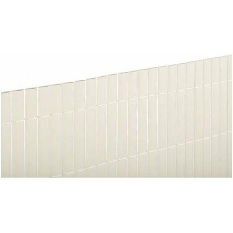 CATRAL Canisse en PVC 1,5 x 3m - Blanc