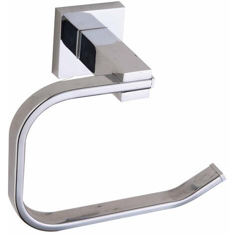 CATRIN WC- Rollenhalter in Chrom- Optik