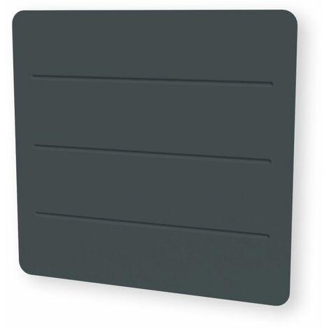 Cayenne radiateur à céramique + film gris anthracite commande tactile - Plusieurs puissances disponibles