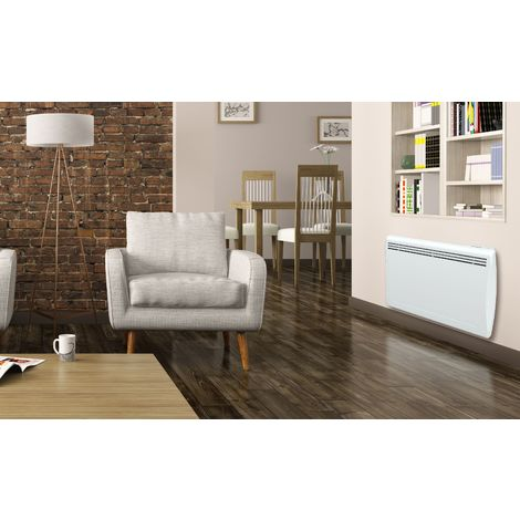 Cayenne Radiateur à inertie - Coeur de chauffe pierre - LCD -plusieurs puissances disponibles - H455