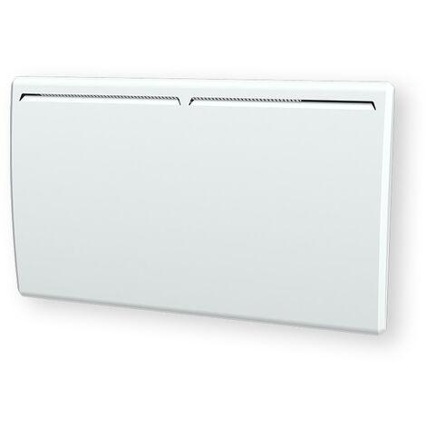 Cayenne radiateur à inertie fonte 1500W horizontal et bombé LCD