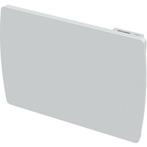 Cayenne Radiateur à inertie Fonte Verre Blanc LCD - plusieurs puissances disponibles