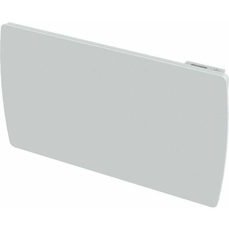Cayenne radiateur à inertie fonte verre blanc - plusieurs puissances disponibles