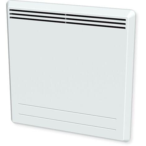 """main image of """"Carrera radiateur à inertie FONTE double coeur Fonte + Film - LCD - plusieurs puissances disponibles - plat"""""""