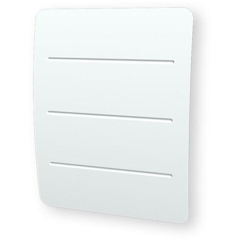 Cayenne radiateur à interie double coeur fonte + film 2000W horizontal et bombé LCD