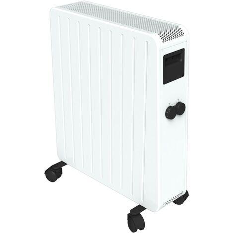 Cayenne radiateur bain d'huile sec 2000W