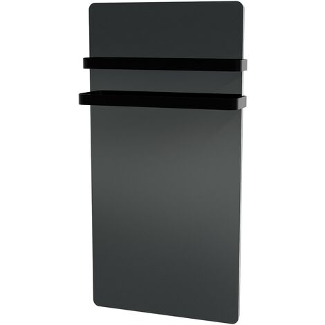 """main image of """"Cayenne radiateur sÞche serviette 1000W miroir LCD - Miroir"""""""