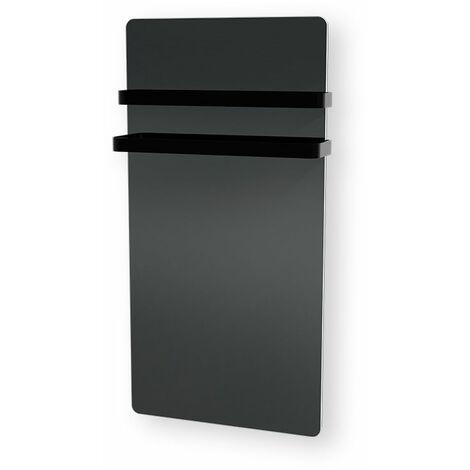 Cayenne radiateur sèche serviette 1000W miroir LCD