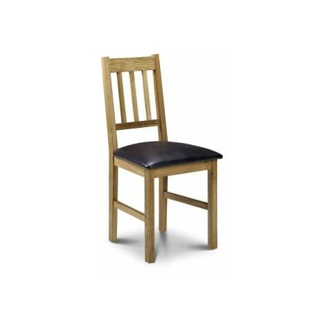 Caykey Oak Dining Chair Fully Assembled