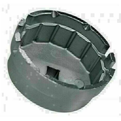 cazoleta para filtros de aceite de aluminio 64,5mm x14 para totota auris,prius..