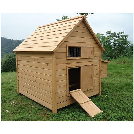 CC007H Poultry House-Coop