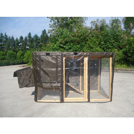CC047 Poultry House-Coop Cover