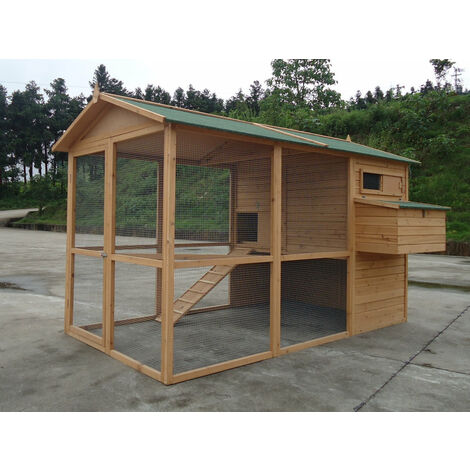 CC058 Poultry House-Coop