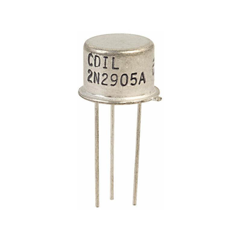Image of 2N2905A 60V PNP General Purpose Transistor - Cdil