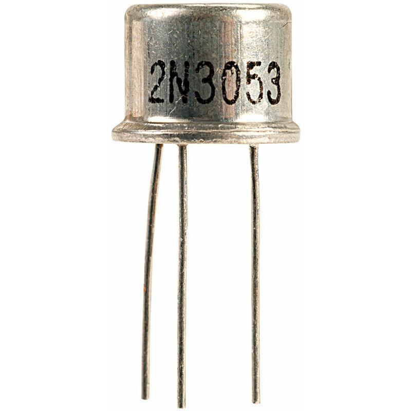 Image of 2N3053 NPN Transistor General Purpose Audio - Cdil