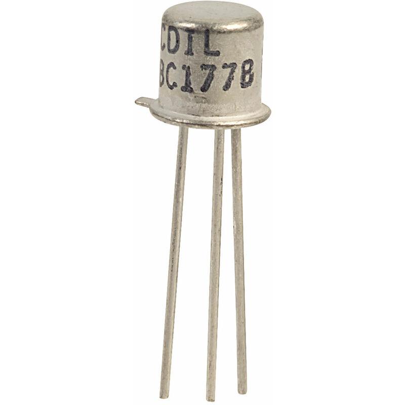 Image of BC177B TO18 45V PNP GP Transistor - Cdil