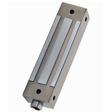 cdvi i400sr | i400sr - ventouse applique inox 400 kg 12/24 v dc + signal