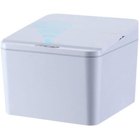 [CE, Rohs, UN38.3, certification MSDS] Recharge USB carr¨¦e ¨¤ capteur intelligent de bureau / poubelle de voiture poubelle de rangement