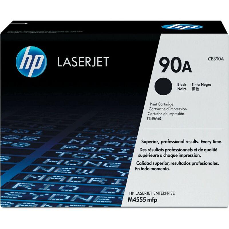 Image of Hewlett Packard CE390A Printer Cartridge Black
