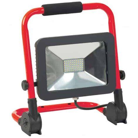 CEBA Projecteur de chantier pliable LED 20W - PPL20P