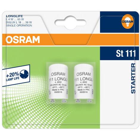 Cebador ST-111 4-80W (Osram 64000) (Blíster 2 uds)