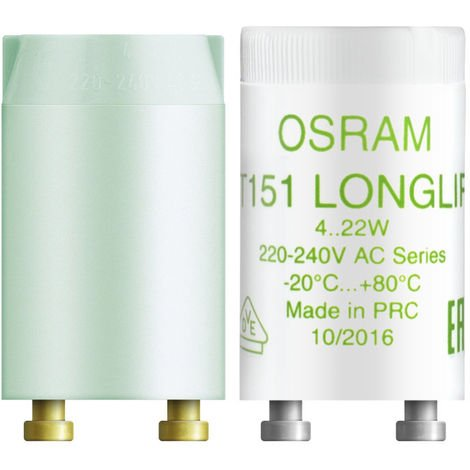Cebador ST-151 GRP para 4-22W 230V LEDVANCE 4050300012803
