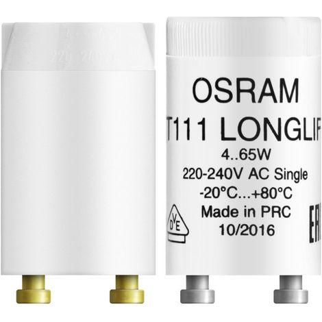 Cebador ST111 GRP para Lámpara 4-80W 230V LEDVANCE 4050300270166