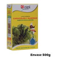 Cebo ZAPI 500g contra caracoles y babosas
