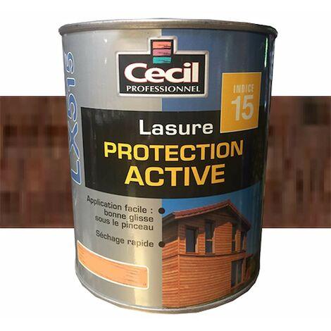 CECIL LX515 Lasure Protection Active Chêne ancien 6L