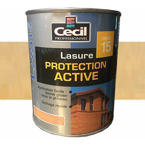 CECIL LX515 Lasure Protection Active Incolore 1L