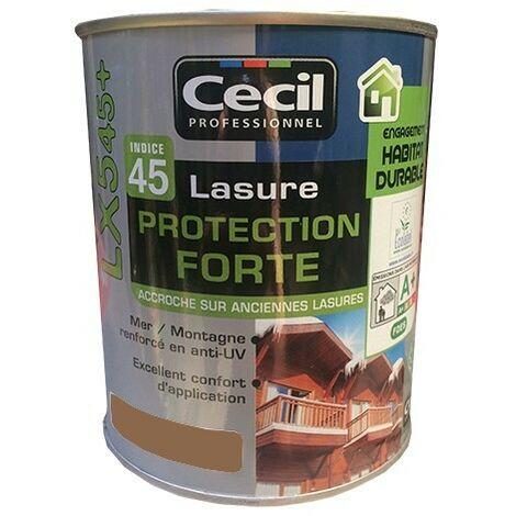 CECIL LX545+ Lasure Protection Forte Noyer 1L