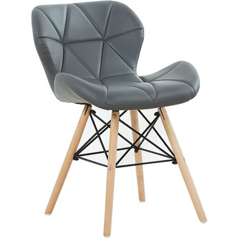"""main image of """"Cecilia Chair - Faux Leather 