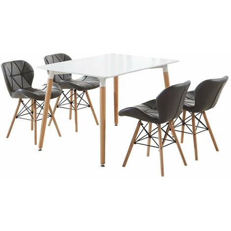 """main image of """"Cecilia & Halo Dining Set 
