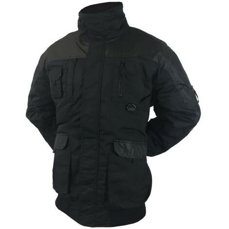 CEDAR aviator jacket - black - Size 3XL